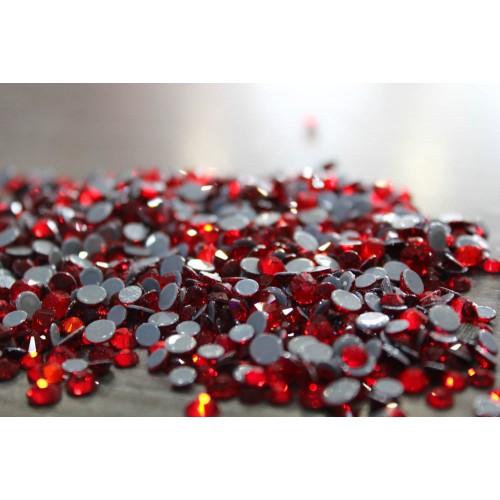 Piedras strass Rojas, 1440 unidades