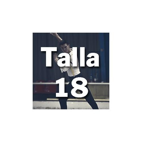 Talla 18